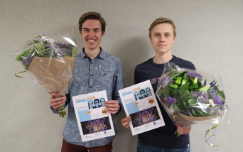 Winnaars Dutch Junior Water Prize 2019